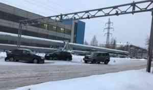 В Архангельской области за сутки произошли три аварии с автобусами