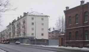 Кафе рядом с ликероводочным заводом в Архангельске строят вне зоны памятника