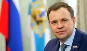 Виктор Новожилов прокомментировал свое избрание президентом Поморского землячества