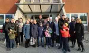 Архангельск – Эмден: специалисты обменялись опытом по воспитанию детей-аутистов