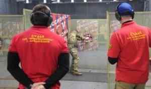 Бойцы-спецназовцы и охранники соревновались в Архангельске в искусстве стрельбы