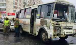 В Архангельской области началась операция «Безопасный автобус»