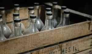 Жителю Устьянского района убил знакомого за бутылку спирта