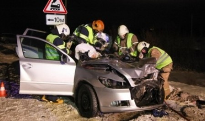 На Талажском шоссе в ДТП погибла женщина