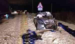 Такая «Шкода». Устанавливаются обстоятельства гибели женщины по дороге в аэропорт «Архангельск»
