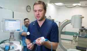Архангельские врачи научились лечить мерцательную аритмию с помощью холода