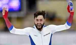 Спортсменом года врегионе стал конькобежец Александр Румянцев