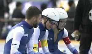 Александр Румянцев взял «золото» начетвёртом этапе Кубка мира поконькобежному спорту