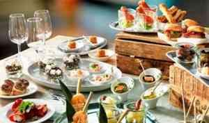 Выездной ресторан «Паприка» предоставляет услуги кейтеринга в Архангельске и Северодвинске