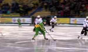 Архангельская команда надомашнем льду обыграла «Байкал-Энергию» изИркутска