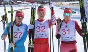Наталья Непряева заняла 17 место вгонке сраздельного старта наэтапе Кубка мира