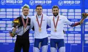 Архангельский конькобежец выиграл вторую медаль на этапе Кубка мира в Японии