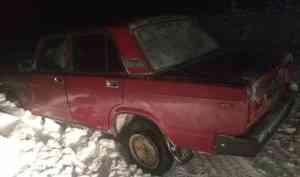 В Ленском районе полиция открыла огонь по машине, которую угнал подросток
