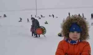 Новогодье в Архангельске: унылая пора