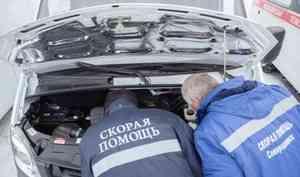 ВАрхангельске бывший уголовник ударил ножом водителя «скорой»