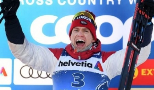 Александр Большунов – победитель «Тур де Ски»
