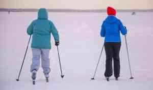 Хоть классикой, хоть коньковым стилем: где в Архангельске оборудованы лыжные трассы