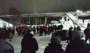 Полиция задержала женщину, которой приснилась бомба в поезде Петербург – Архангельск