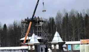 Северная мельница: в «Малых Корелах» продолжаются работы по сохранению памятника начала ХХ века