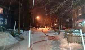 Две женщины погибли в результате пожара в «деревяшке» на Кегострове