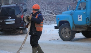 В администрации Архангельска заявили об устранении аварии на водопроводе