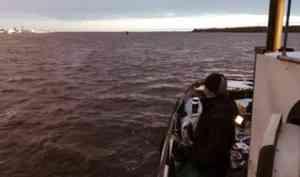 Археологи ищут в Северной Двине затонувшие корабли