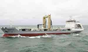 Новый морской танкер «Академик Пашин» зачислят всостав Северного флота 21января