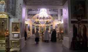 Архангельская область готовится кТаинству Крещения