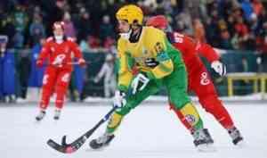 Поддержка родных трибун не помогла «Воднику» одолеть в Архангельске лидера турнира