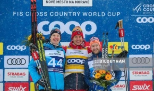 Четыре медали завоевали лыжники Архангельской области на этапе Кубка мира в Чехии