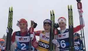 Лыжные выходные вЧехии: уАлександра Большунова два золота, уНатальи Непряевой— два серебра
