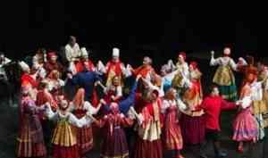 В Москве и Санкт-Петербурге представят пинежское гуляние «Метище»