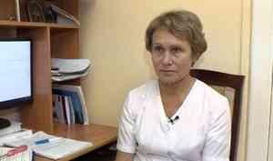 Заслуженным врачом России стала руководитель неврологического отделения регионального сосудистого центра Мария Колыгина