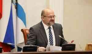 Губернатор Поморья Игорь Орлов встретился с общественниками Каргополья