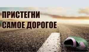 В Архангельской области стартовало профилактическое мероприятие «Ребенок – главный пассажир»
