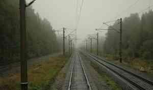 В2019 году напутях Северной железной дороги пострадали 17 жителей Архангельской области
