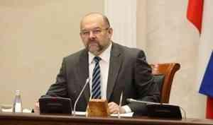 Игорь Орлов: «Задачи, поставленные вПослании президента, отвечают интересам северян»