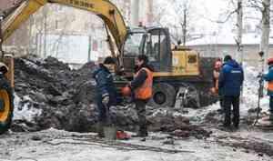До устранения неполадок: изучаем список адресов с отключениями ЖКУ в Архангельске на 21 января