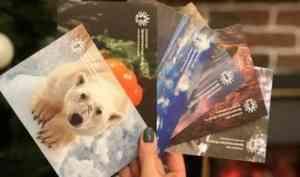 Архангелогородцы отправят открытки с видами Поморья в разные уголки страны