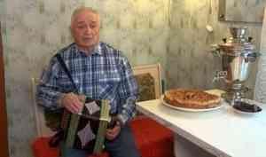 Нафестиваль гармонистов вВологду отправляется котласский музыкант-самоучка Анатолий Махин