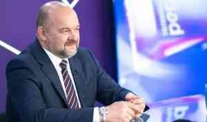 Пресс-конференция губернатора Игоря Орлова: прямая трансляция