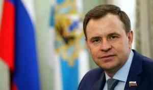 Архангельский сенатор Виктор Новожилов выступил с поправками в закон «О недрах»