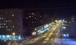 Привокзальный микрорайон Архангельска — уже несколько часов без электричества