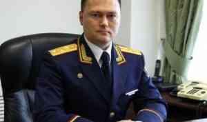 Выпускник ПГУ — САФУ Игорь Краснов назначен на должность Генерального прокурора РФ