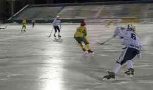 Юношеская сборная области похоккею смячом разгромила команду изРеспублики Коми сосчетом 4:0