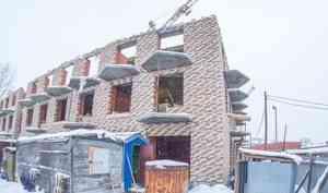 «Аквилон Инвест»: Дома ручной работы