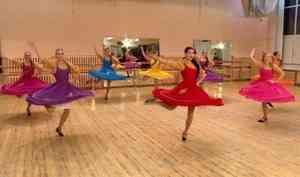 Сочередной победой вернулась вАрхангельск группа хореографической студии Малого Северного хора