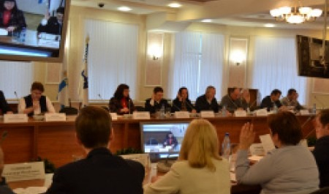 Состоялось первое в этом году заседание Ученого совета САФУ