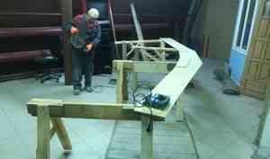 Проект «Поморская шхуна»: оборудование верфи завершается
