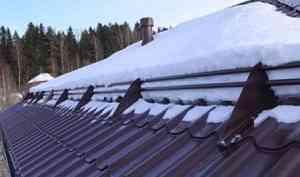 Снегозадержатели на крышах — современный стандарт безопасности в зимний и весенний сезоны
